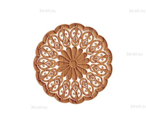 Тарелка декоративная №082
