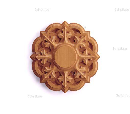 Тарелка декоративная №120
