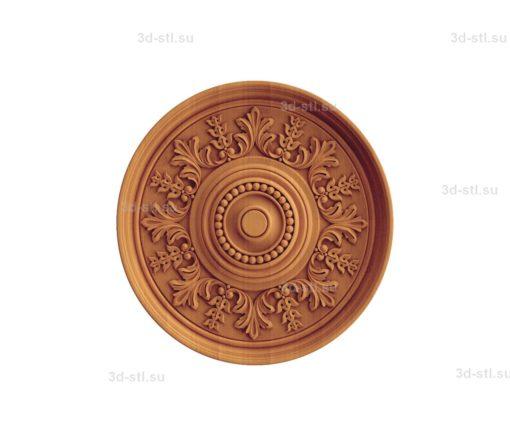 Тарелка декоративная №144