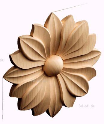 stl модель- Розетка №405