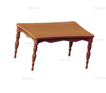 Стол №012