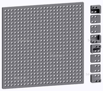 3d stl модель-Текстура № 006