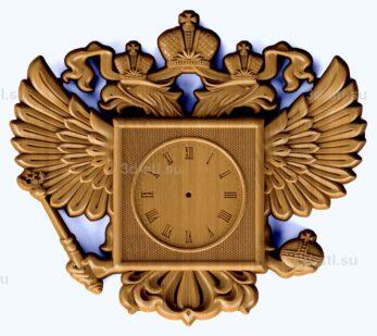 Часы №011