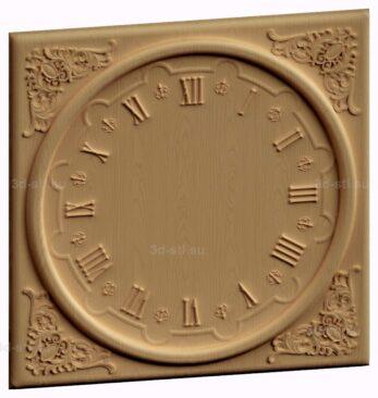 Часы №015