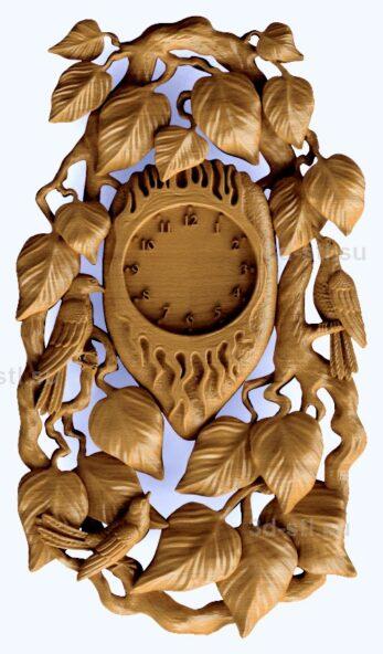 Часы №018