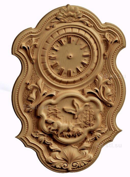 Часы №020
