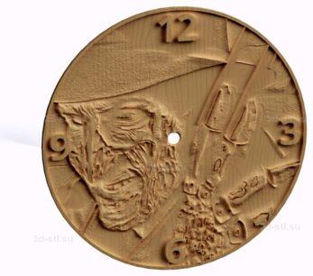 Часы №022