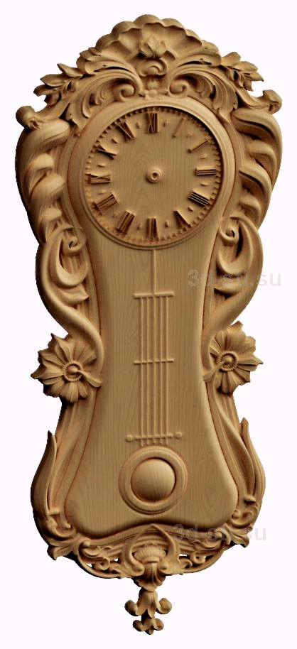 Часы №025
