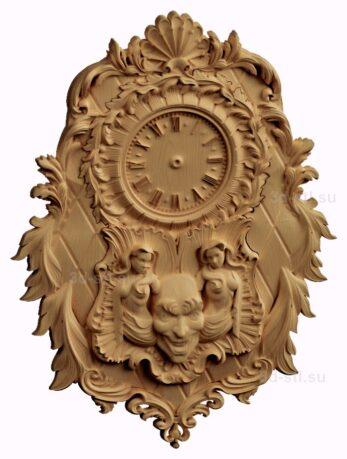 Часы №027