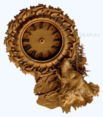 Часы №031