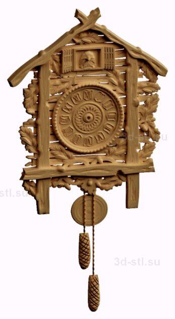 Часы №033