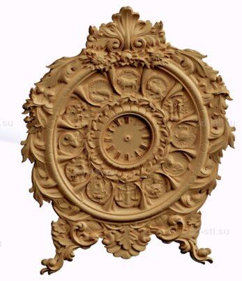 Часы №034