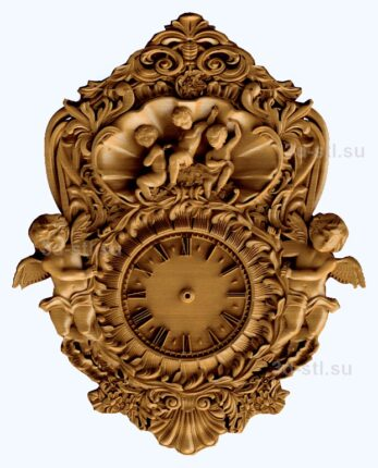 Часы №039