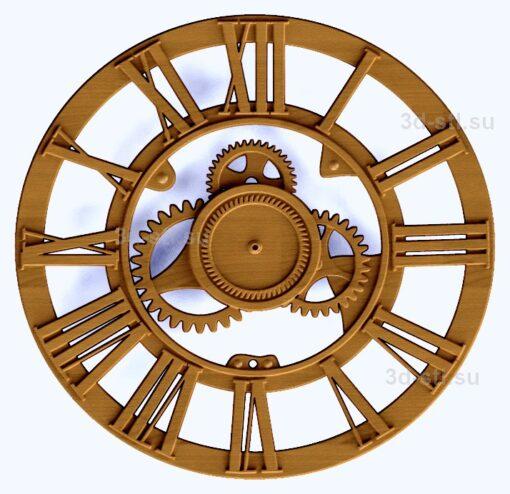 Часы №040