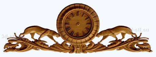 Часы №041