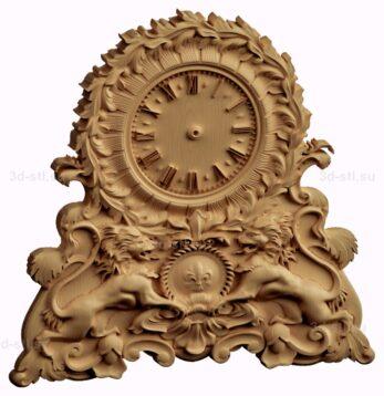 Часы №043