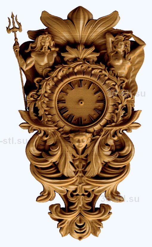 Часы №057