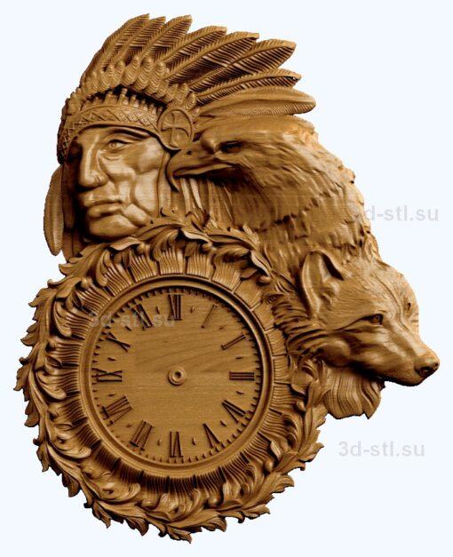 Часы №065
