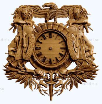 Часы №071