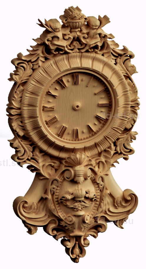 Часы №073