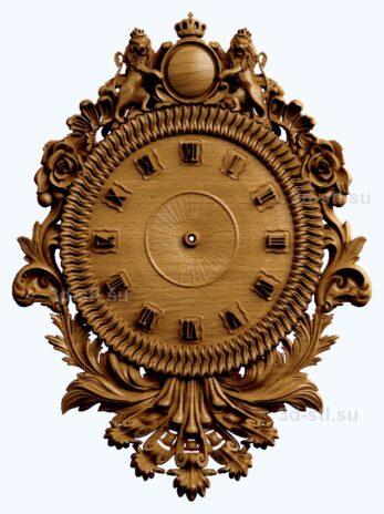 Часы №074