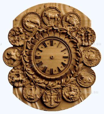 Часы №075