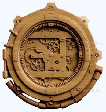 Часы №079
