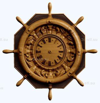 Часы №091