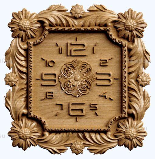 Часы №097