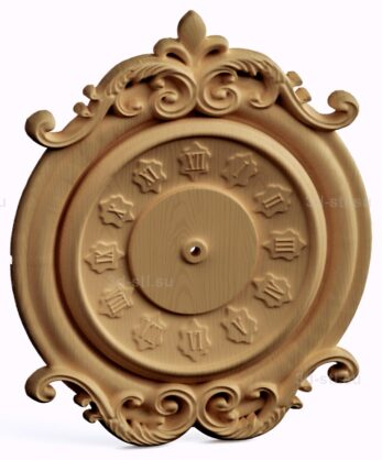 Часы №172